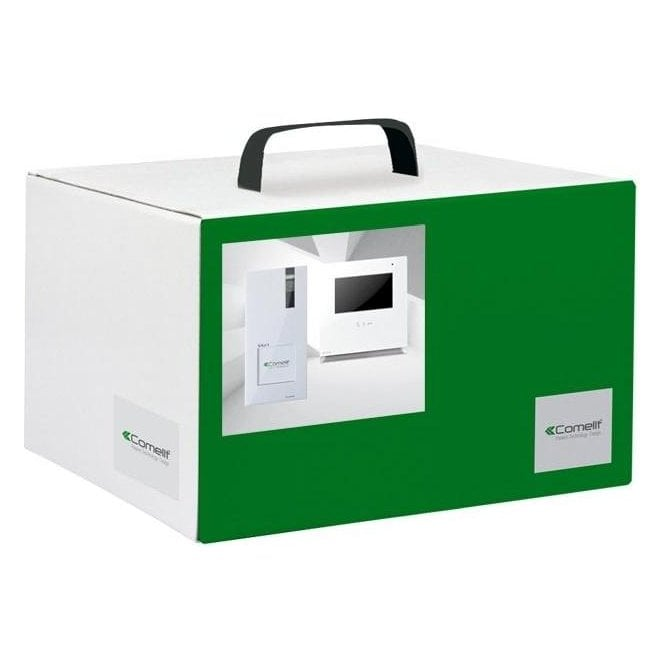 COMELIT 8461I Kit with Quadra & Icona monitor