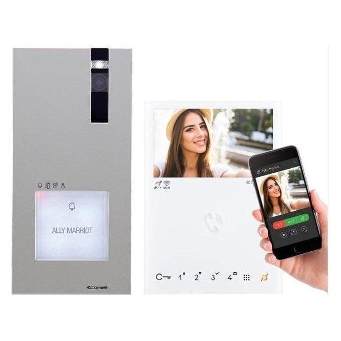 COMELIT 8561V Quadra ViP 1 Family kit with WIFI App