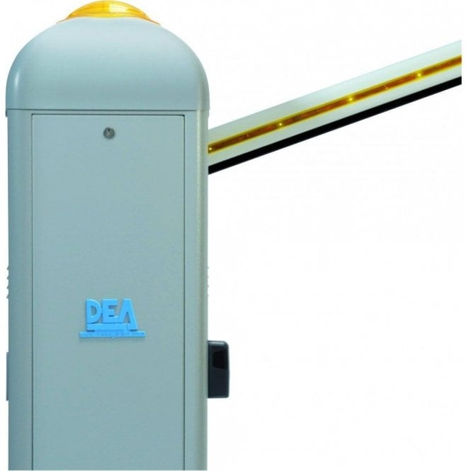 DEA 24v STOP24NET/SV Electro mechanical road barrier