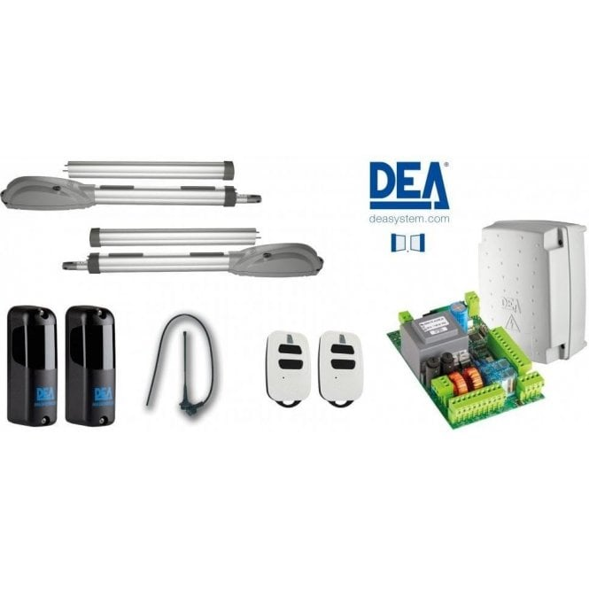 DEA 351NET LOOK Automation Kit for Swing Gates