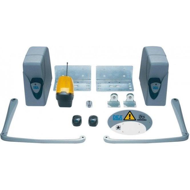 DEA ANGOLO 24/2 24v Electro mechanical automation for swing gates