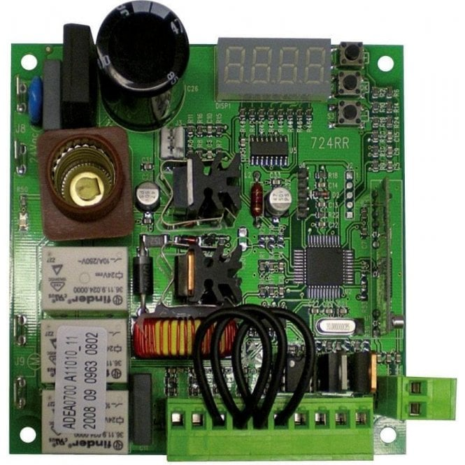DEA Digital Control Board 24V DC (Without Box)