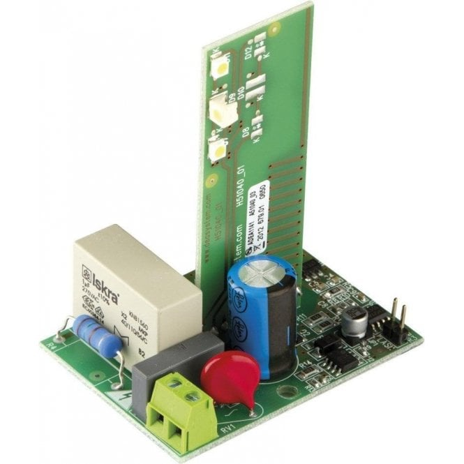 DEA Flashing Light Circuit 230V AC