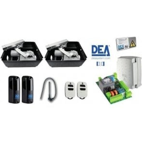 DEA Ghost 100 24v dual operator kit