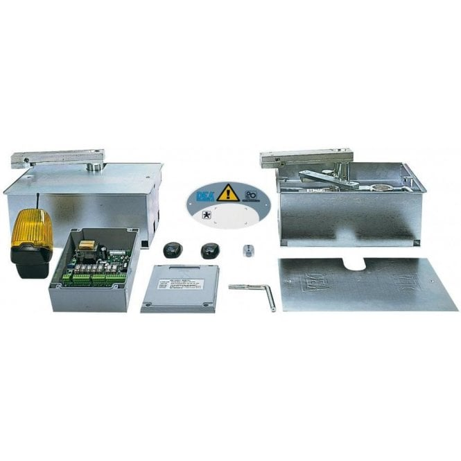 DEA Ghost 200/24 Underground electromechanical gate motor kit for automating swing gates up to 3.5m
