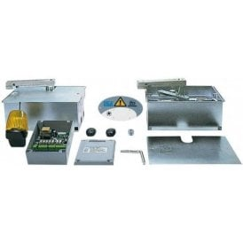 Ghost 200/24 Underground electromechanical gate motor kit for automating swing gates up to 4M
