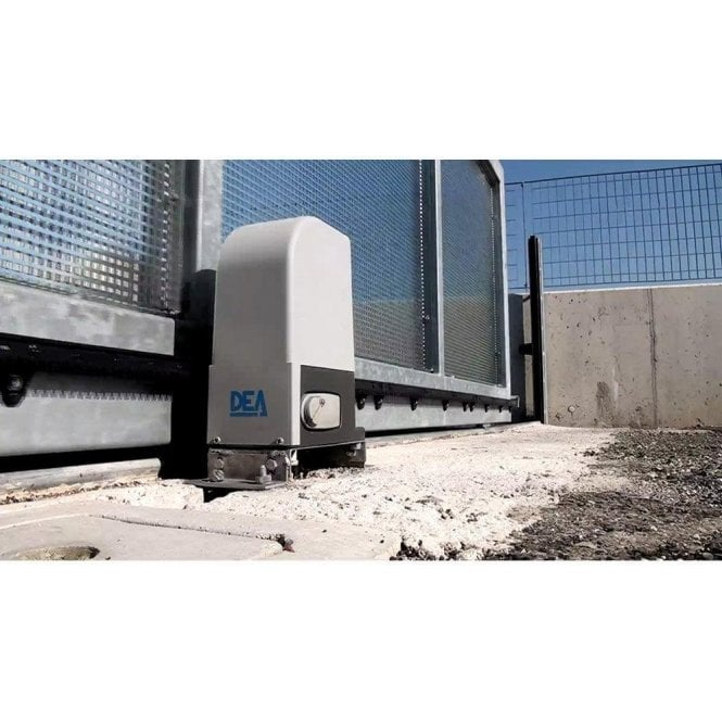 DEA LIVI 5/24NET/F Operator for Automation of Residential Sliding Gates 24V