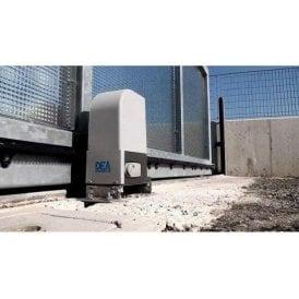 LIVI 5/24NET/F Operator for Automation of Residential Sliding Gates 24V