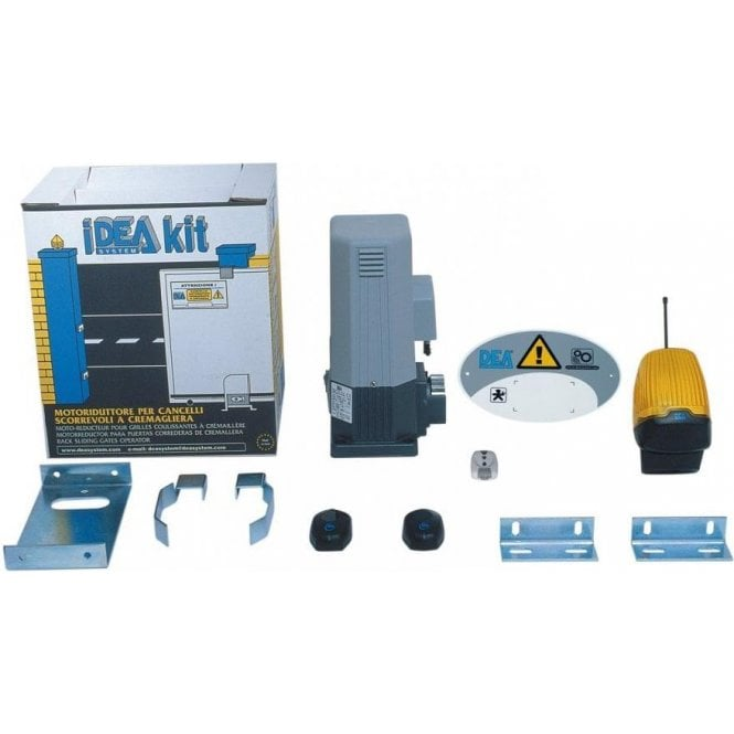 DEA LIVI 8/24NET/F Sliding gate kit 24v