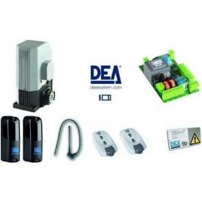 DEA LIVI 9N Residential Sliding Gate Kit
