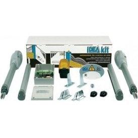 LOOK 356 Kit 230v electromechanical gate motor kit for automating swing gates up to 3.8m