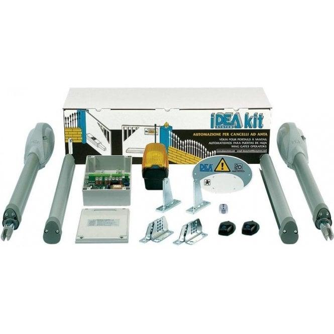 DEA LOOK 372 Kit 24v electromechanical gate motor kit for automating swing gates up 3m