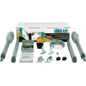 LOOK 372 Kit 24v electromechanical gate motor kit for automating swing gates up 3m