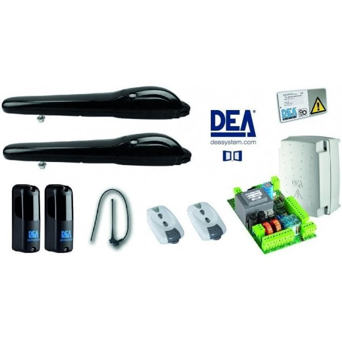 DEA MAC Electromechanical Automations for Swing Gates