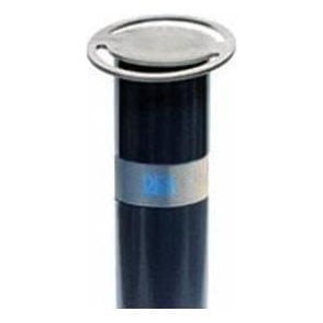 Manual high preformance fixed bollard
