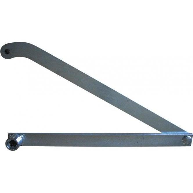 DEA Painted Galvanised Steel Articulated Arm