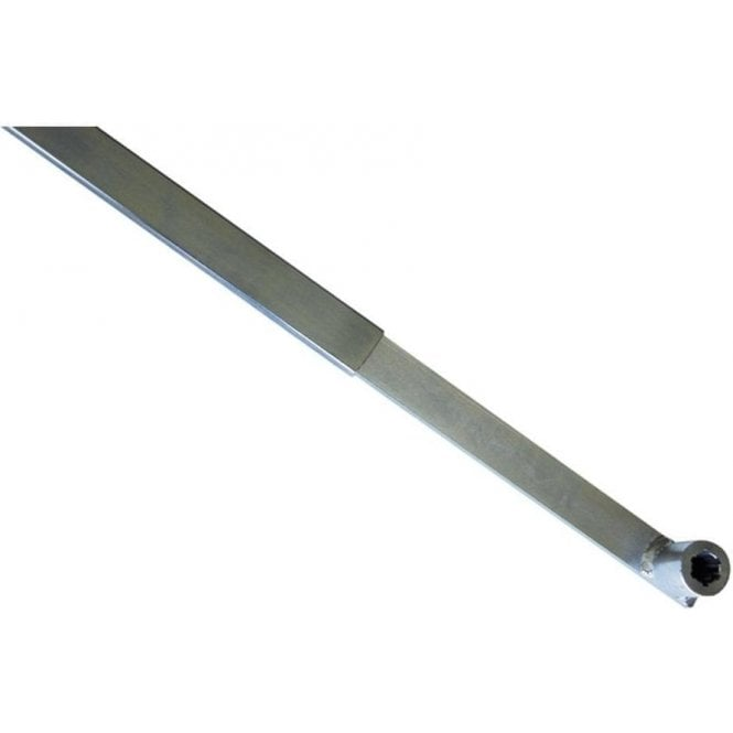 DEA Reinforced Galvanised Steel Telescopic Arm with Splined Bushing