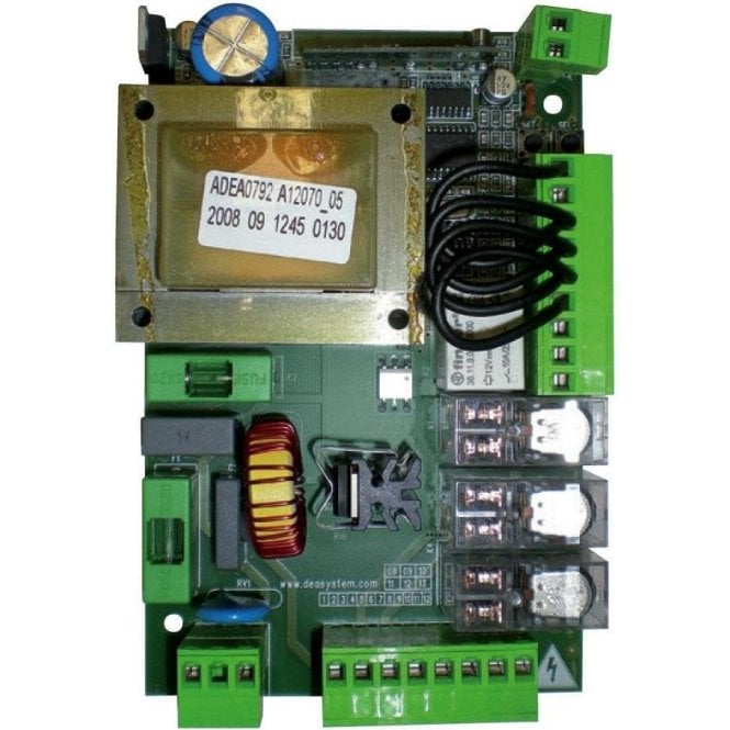 DEA START Control Board for 1 or 2 230V Operators