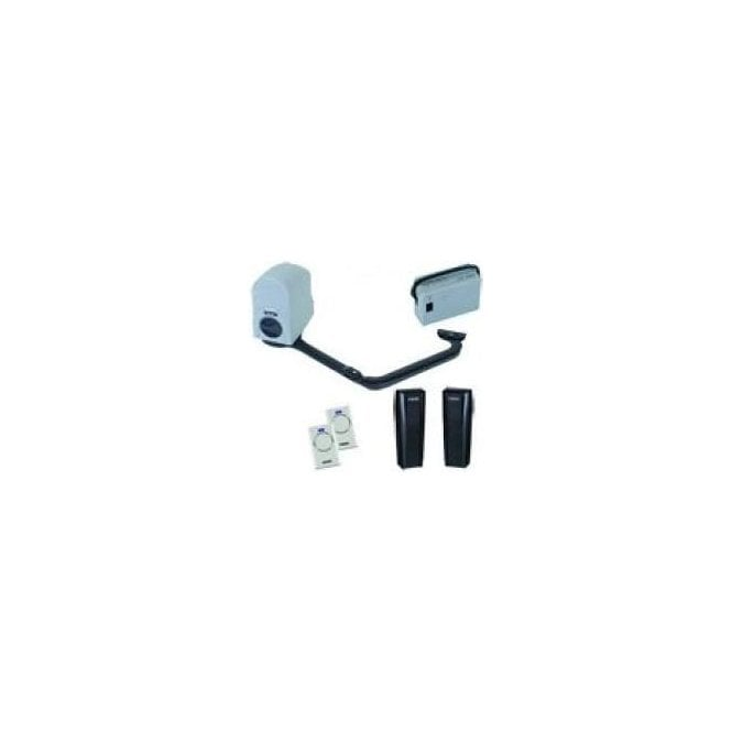FAAC 390 24V KIT S electro mechanical single kit with articulated arm for swing gates