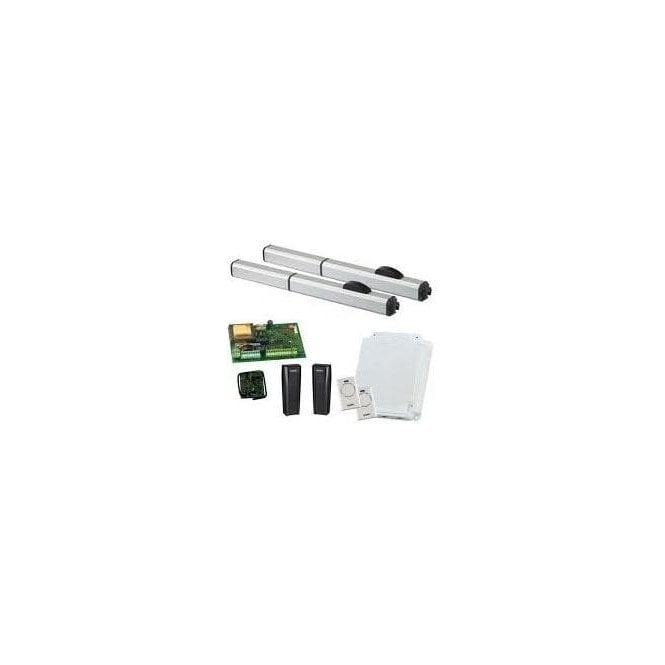 FAAC 400 UK KIT Hydraulic operator double kit for swing gates