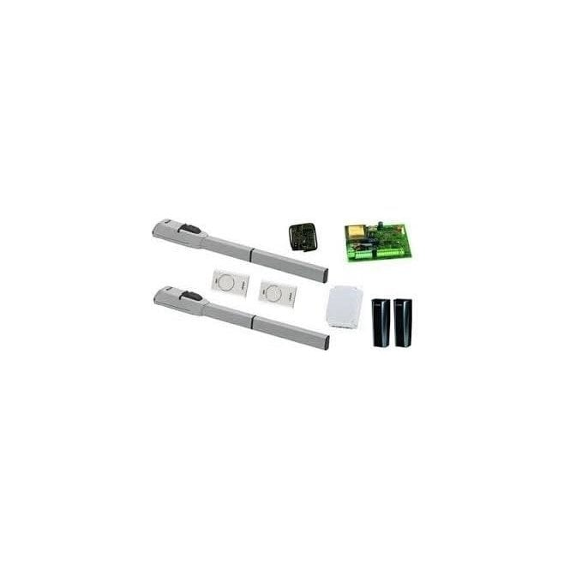 FAAC 415 24V KIT electro mechanical operator double kit for swing gates
