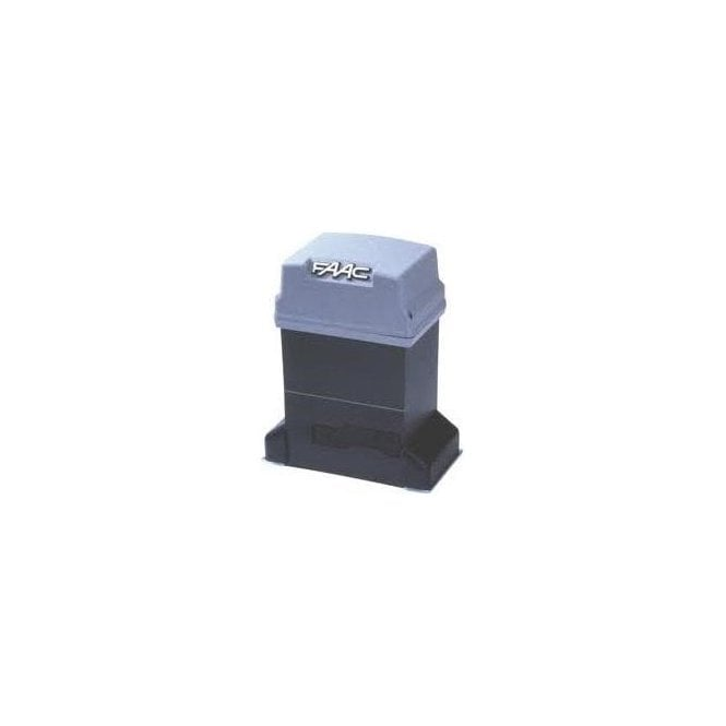 FAAC 746 ER RF Gearmotor for sliding gates with built in control panel