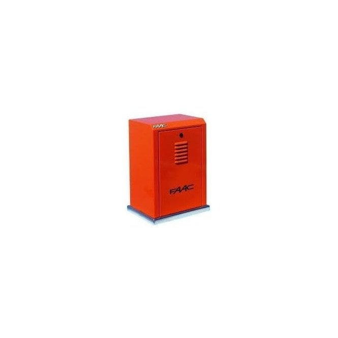 FAAC 884 MC 3PH Gearmotor for sliding gates with built in control panel