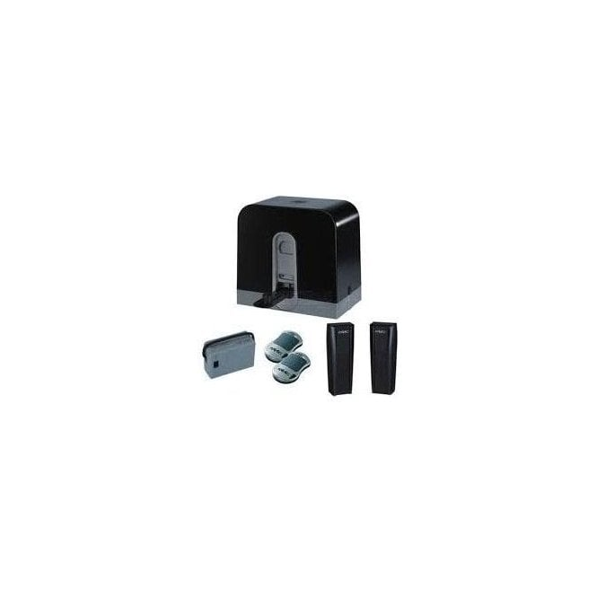 FAAC C720 UK Low voltage gearmotor sliding gate kit