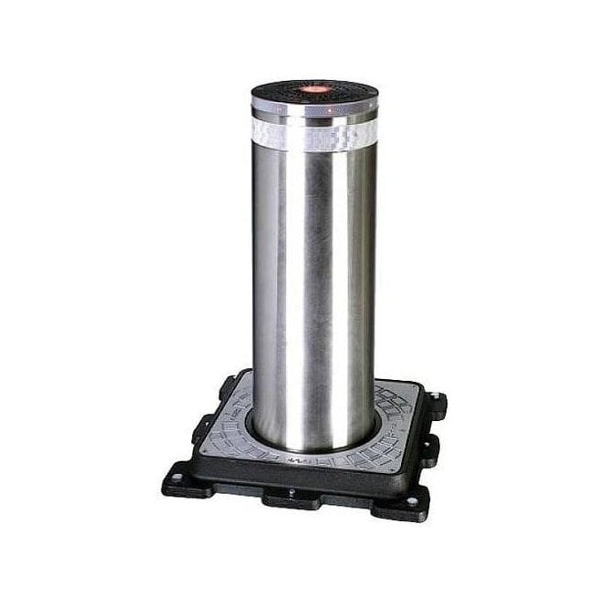 FAAC J series automatic bollard 275/600I stainess steel