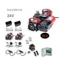 S800H CBAC KIT Underground hydraulic operator double kit