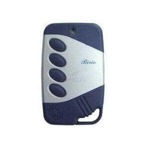 Birio 4 button 868.35 Mhz remote transmitter