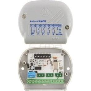 F/4329 Astro 43 plug in receiver card