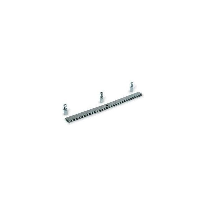 CAME Galvanised steel 30x8mm rack
