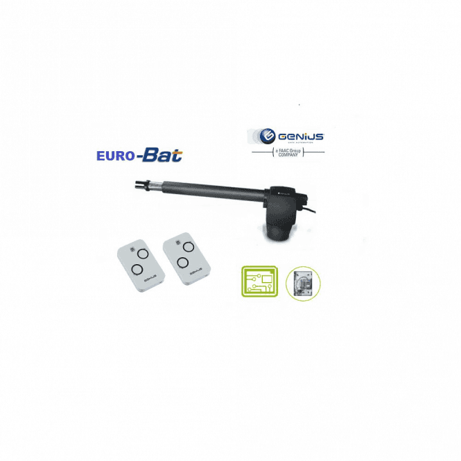 GENIUS Automation Eurobat 324 Single kit 24v