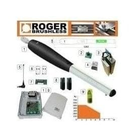 KIT SMARTY7R/S Brushless 36W Above Ground Automation KIT