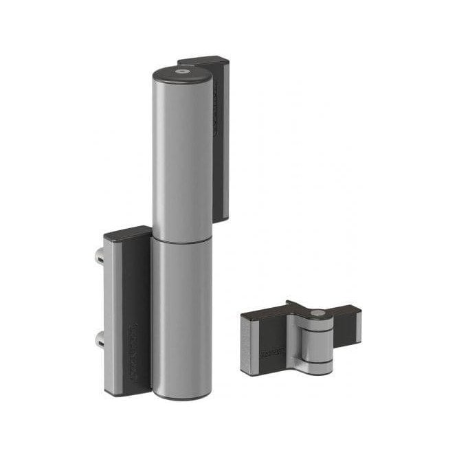 Locinox Tiger Compact 180 degree hinge and gate closer in one