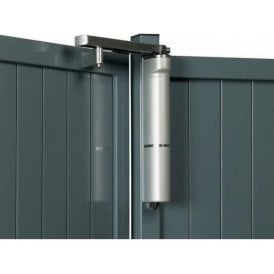 VERTICLOSE-RAIL Hydraulic vertical gate closer for 90° hinges