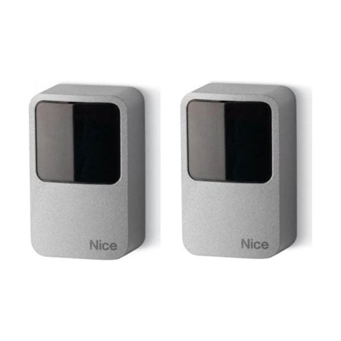 NICE EPMA - Pair of outdoor photocells in a burglar resistant metal body
