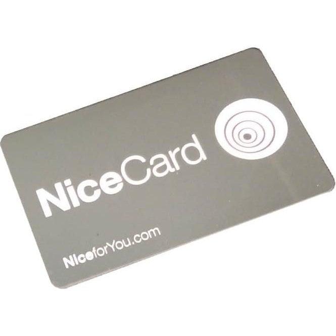 NICE MOCARD Transponder Card - For ERA Proximity Reader