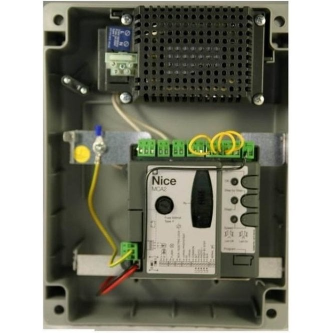 NICE Moonclever (MC424L) Control panel with enclosure