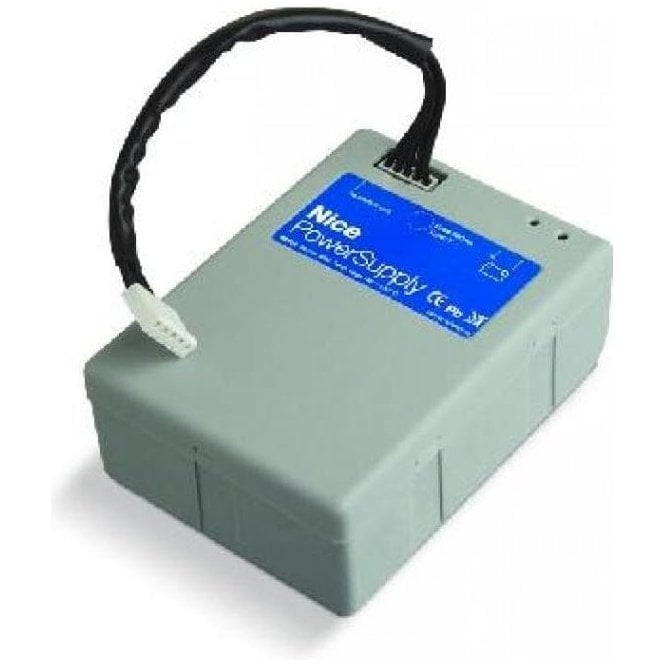 NICE PS124 24V Battery with Integrated Battery Charger