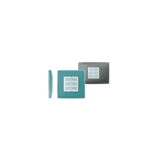 NICE Niceway OPLA Rectangular Wall Plate - Variety of Colours