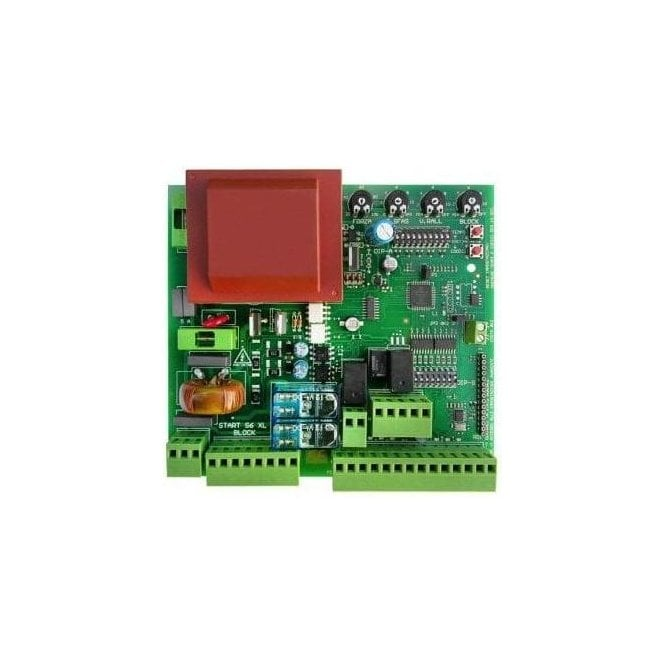 NO LOGO START-S6BL - Universal 230v control board with slow down and obstacle detection