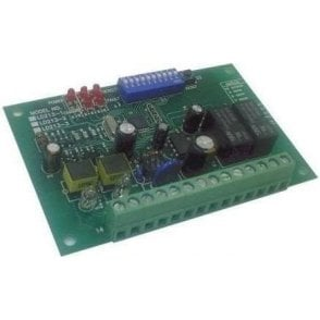 LD213 24v dual channel card loop detector