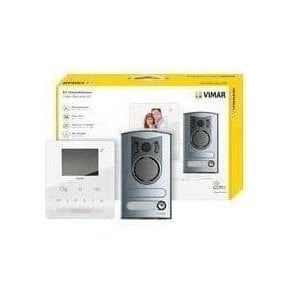 VIMAR Due Fili Video Kit One / Two - Tab SpeakerP
