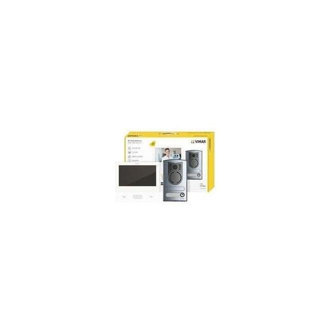 Raytel VIMAR Tab 7S W+13F2 Family Video Entry Kit