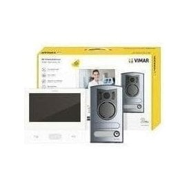 VIMAR Tab 7S W+13F2 Family Video Entry Kit