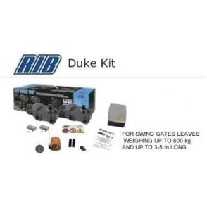 DUKE 110 degree  230v twin kit