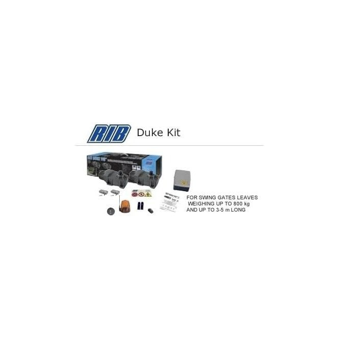 RIB automation Duke 110 degree 24v double kit