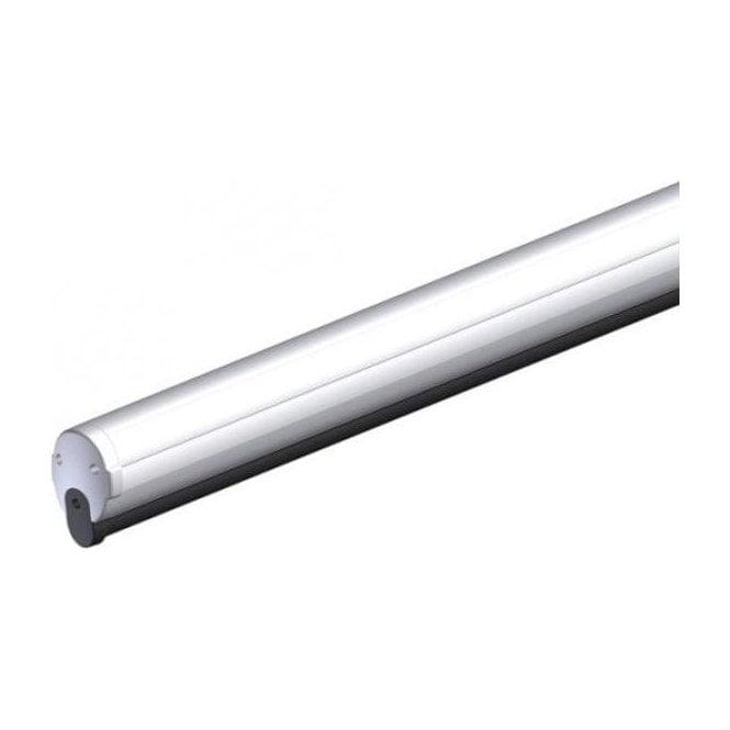 Roger Technology AG/BA4/01 White painted aluminium bar